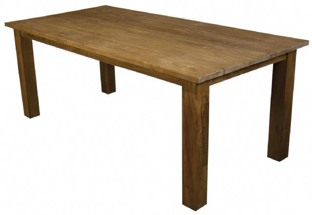 TABLE A MANGER Solo Lurus