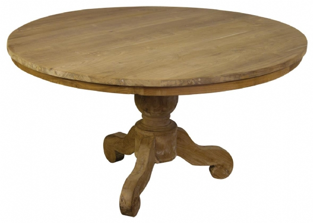 TABLE A MANGER Rond Lesung