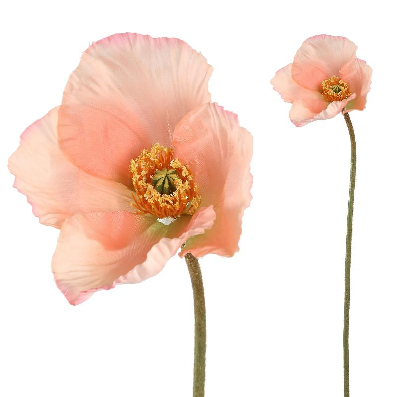 Poppy Flower Light Pink