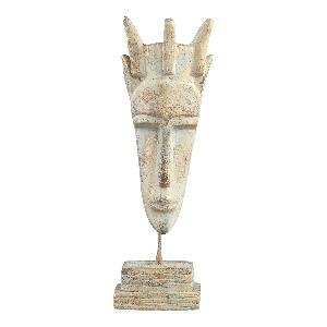Trépied Fae Grey Cement mask with Crown S/L