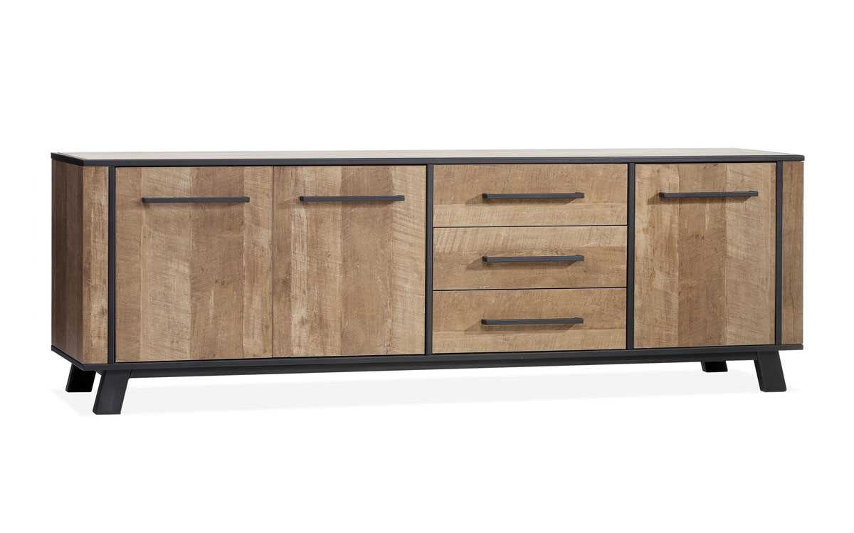 Dressoir Country Lamulux 3D/3L