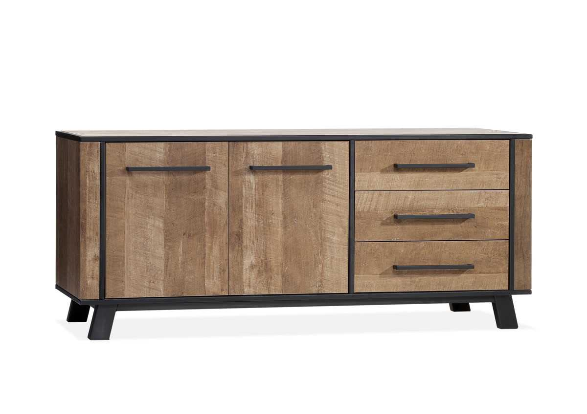 Dressoir Country Lamulux 2D/3L