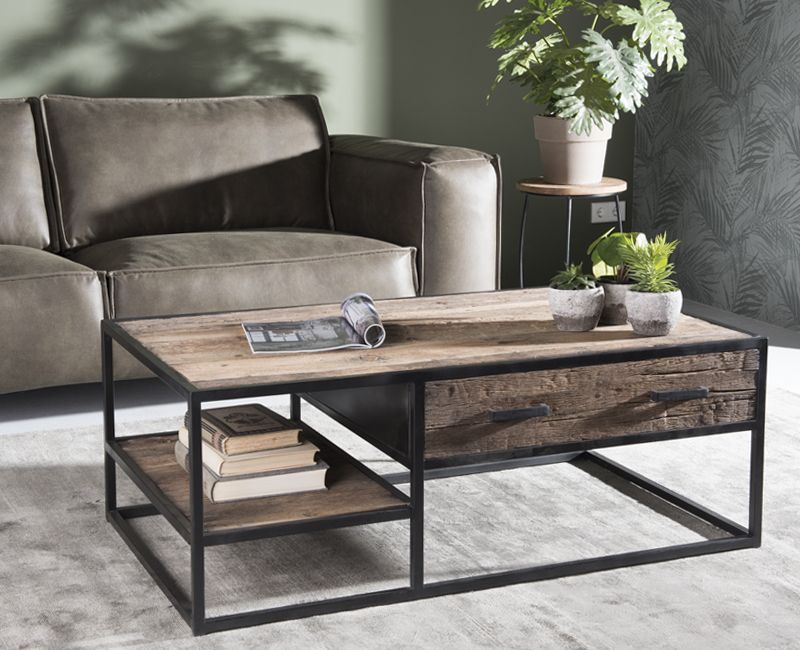TAFEL DAKOTA RIVERWOOD LADE