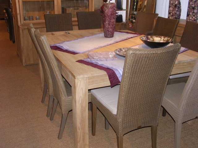 Table teck plantation