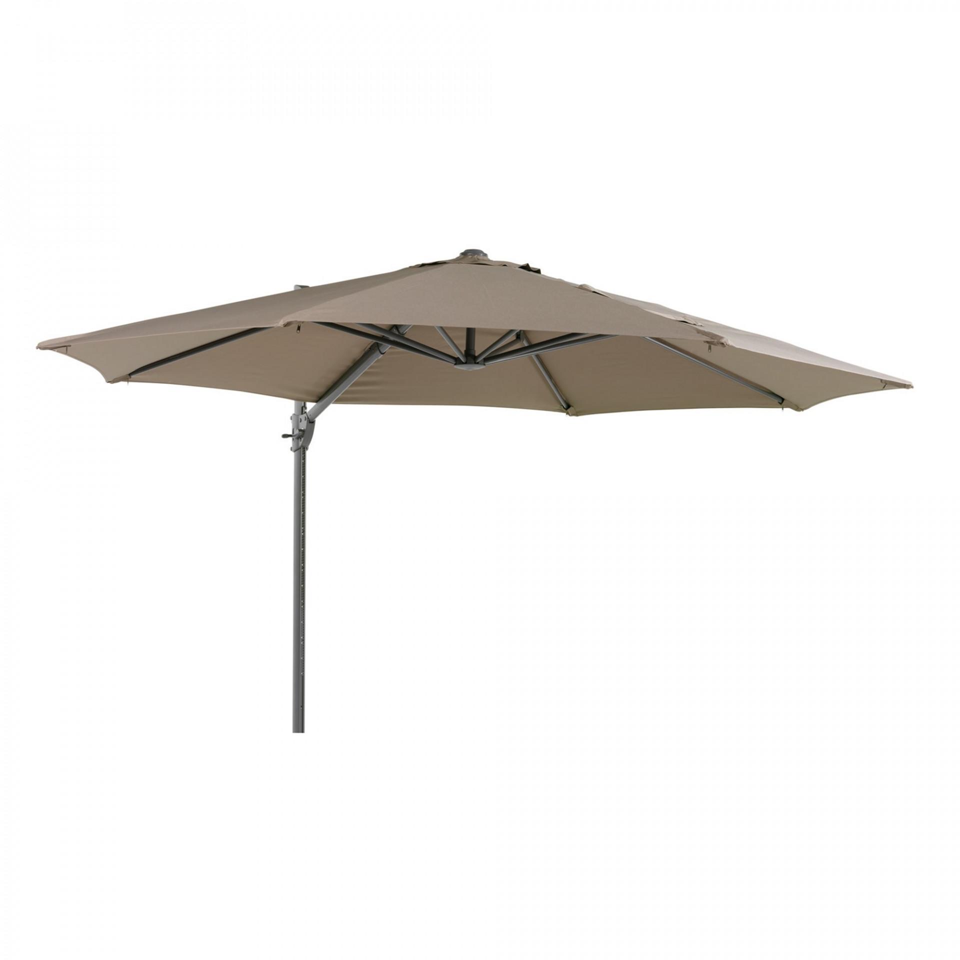 Parasol en parasolvoet